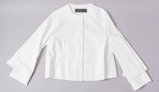 女性講師にえりなし(ノーカラー)ジャケットをおすすめする理由