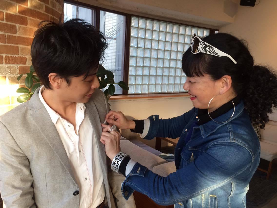 日本舞踊家・花柳廸彦太さんに聞く(2)上達の心得とカラダづくり